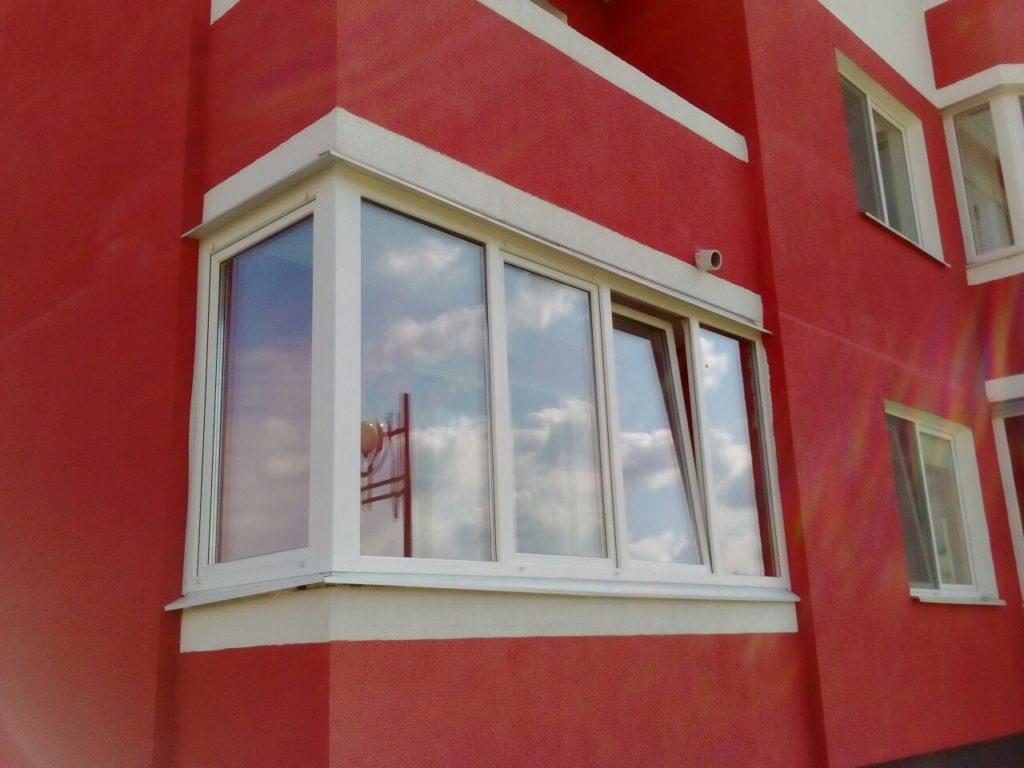 Балконные окна в муроме - пластиковые окна на балкон от комп.